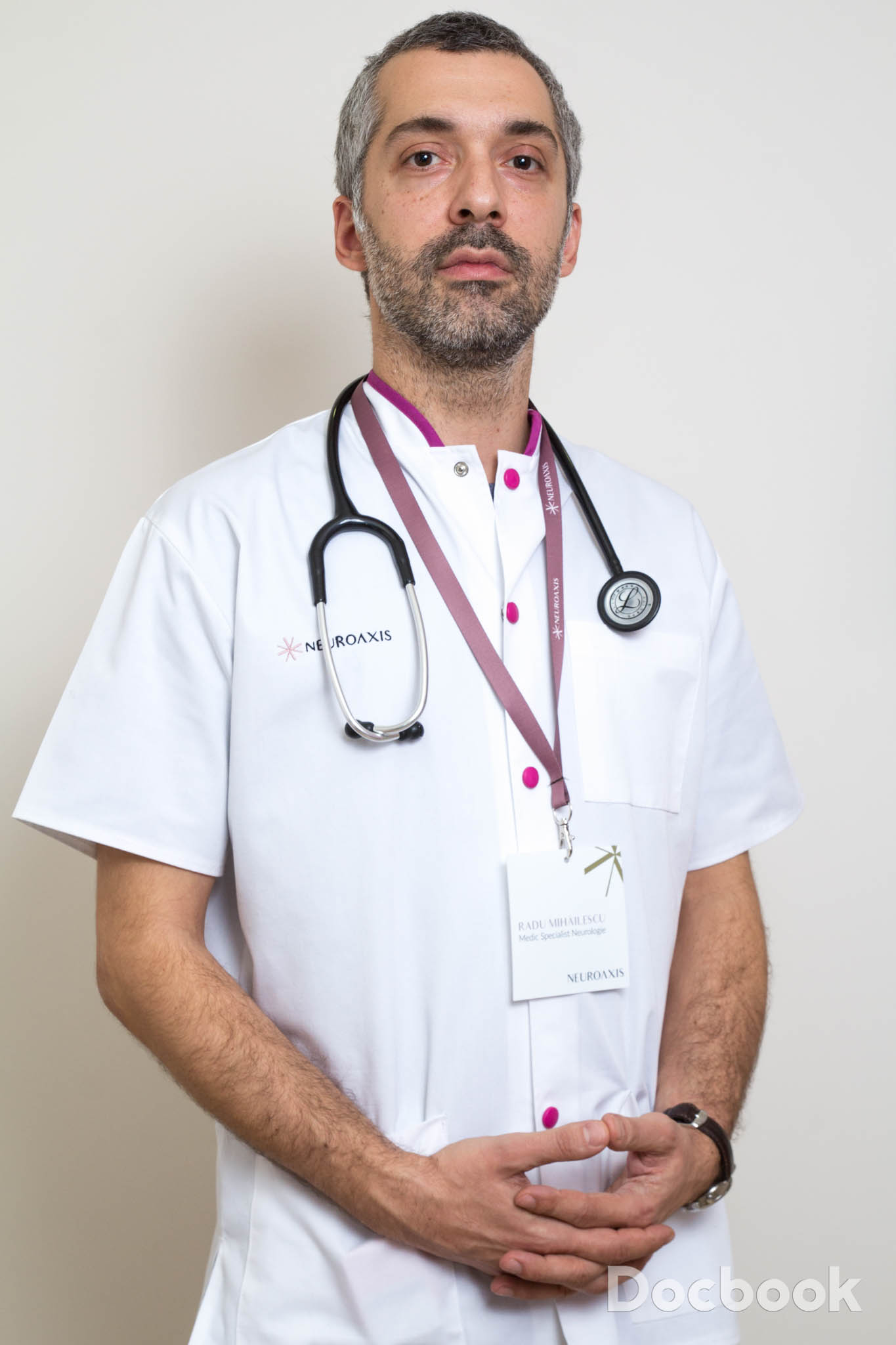 Dr. Radu Mihailescu