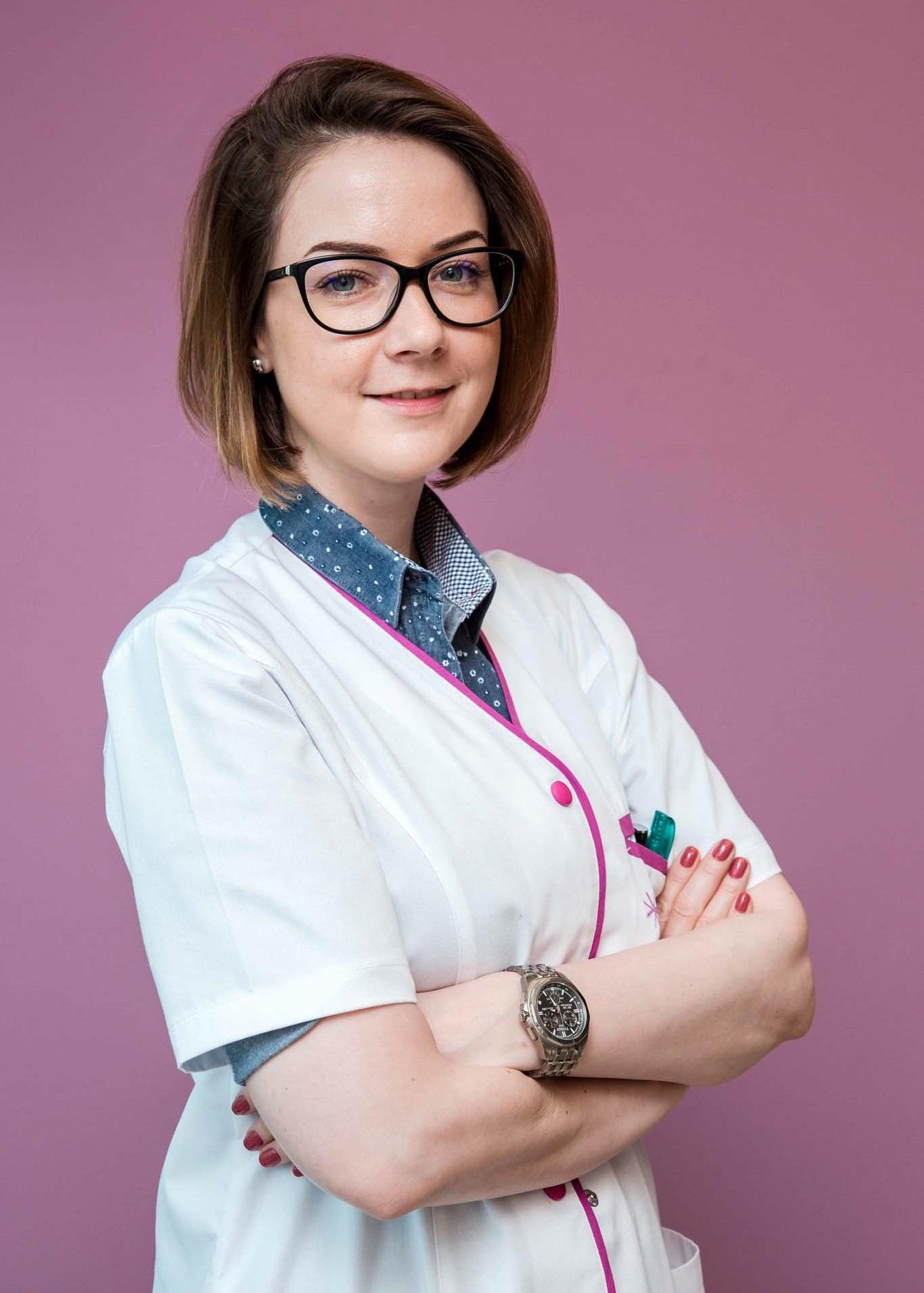 Dr. Cristina Hertea