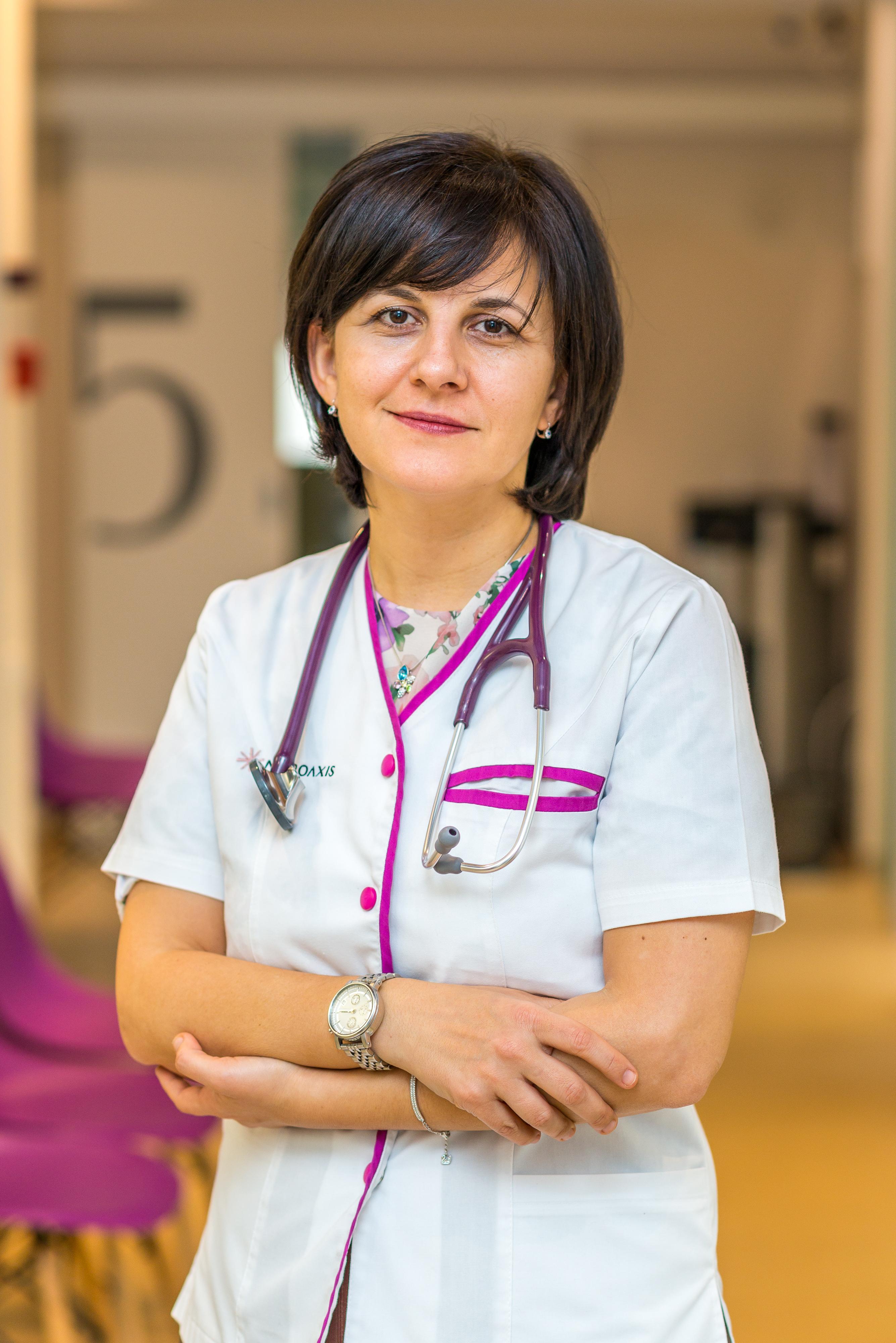 Dr. Raluca Ianula