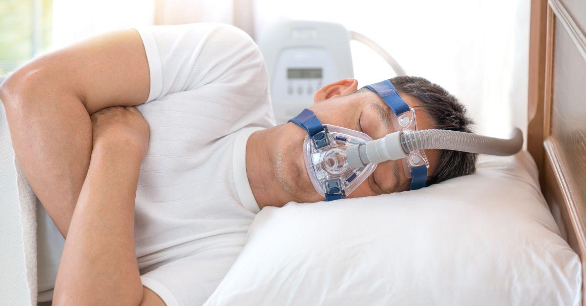 Măști CPAP - Claustrofobie
