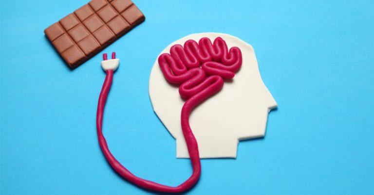 efecte ciocolata creier