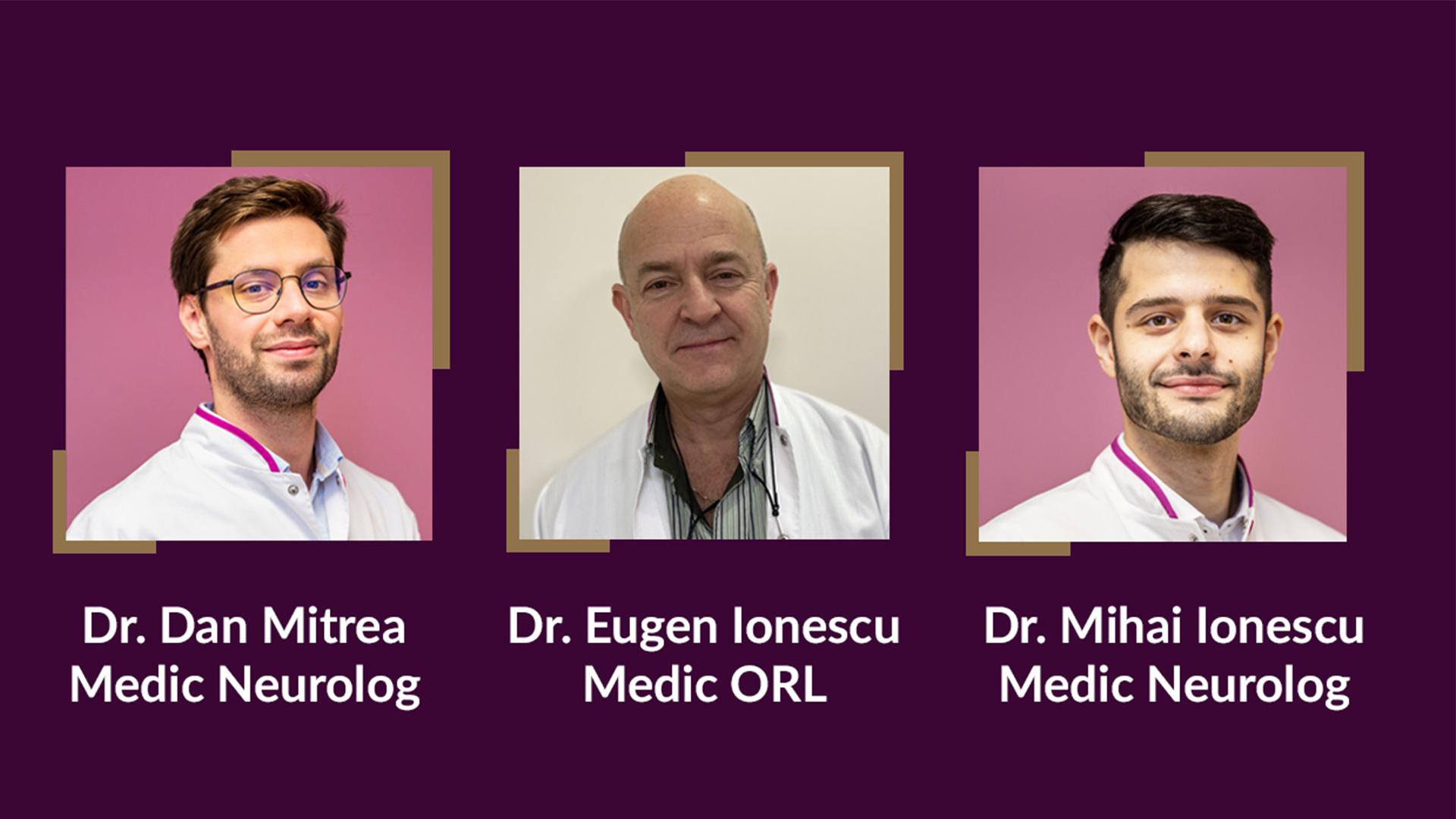 eMedic.ro: NeuroaxisTalks – Tot Ce Trebuie Să Știi Despre Amețeli