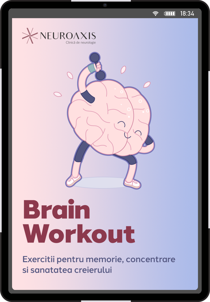 brain workout tableta