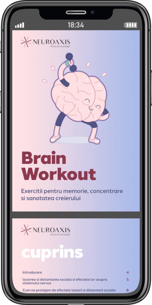brain workout telefon