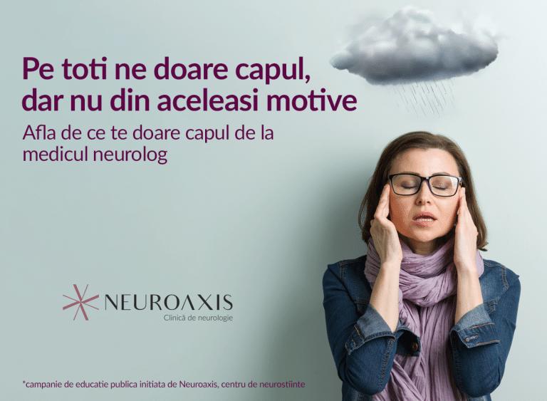Clinica de neurologie in Bucuresti